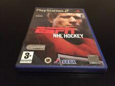 ESPN NHL HOCKEY PLAYSTATION 2 PS2 EDITION FR PAL COMPLET