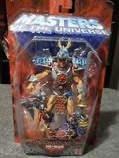 Masters of the Universe Samurai He-Man Action Figure, new