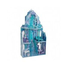 Disney Frozen Dollhouse Girls Dream Barbie Size Doll House Castle Princess Toy