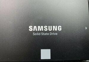 New Samsung 860 EVO 500GB 2.5 Inch SATA III Internal SSD MZ-76E500
