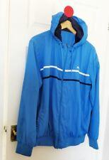 Fila Hooded Mens Blue Jacket Size 54/ XL