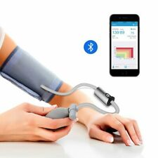 AirBP Wireless Portable Upper Arm Blood Pressure Monitor with Large Cuff & APP