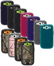Authentic OEM Otterbox Defender Case for Samsung Galaxy S III, S3 NEW, USED