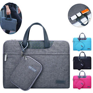 """15.6"""" 15.4"""" 13.3"""" 12"""" Laptop Bag Notebook Case Cover Skin For Dell HP Macbook"""