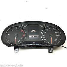 Audi a3 8v diesel velocímetro combi instrumento 40470km 8v0920872s Facelift TDI Cluster