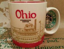 Starbucks Coffee City Mug/Tasse OHIO, Global Icon Series, NEU und unbenutzt!!!