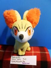 Tomy Pokemon Fokko Fennekin Fox 2013 plush(310-2150)