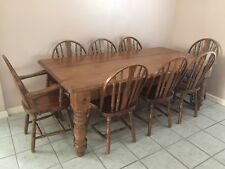 SOLID TIMBER KITCHEN / DINING TABLE - BILLABONG 2100 x 1040