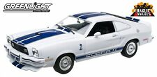 1976 Ford Mustang Cobra II Charlie's Angels 1:18 Greenlight MIB