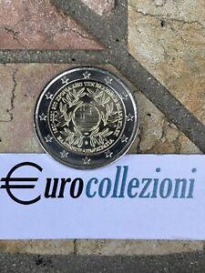 GRECIA 2021 2 EURO 200 ANNI RIVOLUZIONE GRECA GREECE ГРЕЦИЯ FDC UNC