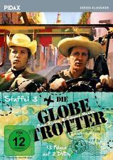 Die Globetrotter - Staffel 3 * DVD komplette 3. Staffel der Abenteuerserie Pidax