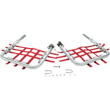 DG Performance Nerf Bars - TRX250X - Natural/Red | 60-2110