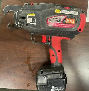Max ReBar Tier RB398S +battery no charger