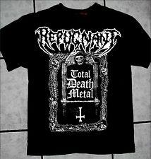 REPUGNANT - Total Death Metal T-Shirt S,M,L,XL , Xxl Available, NEW
