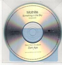 (DD297) Mothlite, Something In The Sky - 2012 DJ CD