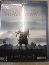BRAVEHEART FILM IN BLU-RAY NUOVO DA NEGOZIO ANCORA INCELLOFANATO PREZZO AFFARE!!