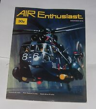 AIR ENTHUSIAST DECEMBER 1972 - INDIAN OCEAN AIR POWER/STOL COMES QUIETLY