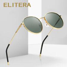 ELITERA Designer Women Men Polarized Sunglasses Retro Vintage Fashion Shades