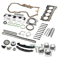Engine Overhaul Set Rebuild Timing Kit Pistons Seals for VW Audi Skoda Seat 1.4T