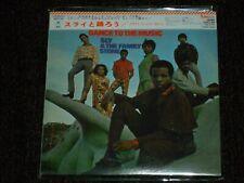 Sly & The Family Stone Dance To The Music Japan Mini LP Bonus Tracks