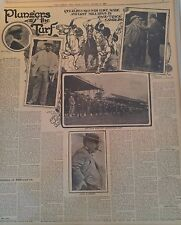 AUG 19, 1906 NEWSPAPER #J5597- HORSE RACING- LOST MILLIONS IN RACETRACK GAMBLING