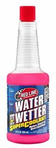 Red Line Water Wetter Hot Engine Coolant Control Overheating 355ml 80204