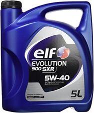 Elf Evolution 900 Sxr 5w40 5L - aceite lubricante para coche
