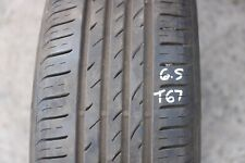 1 SINGLE NEXEN NBLUE HD PLUS 205/55/R16 TYRE DOT19 6.5MM NO REPAIRS