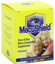 Macushield Capsules - Pack of 90 FREE NEXT DAY DELIVERY BRAND NEW