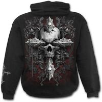 Spiral Direct FROM THE GRAVE - Hoodie Death/Biker/Rock/Undead/Hoody/Pullover