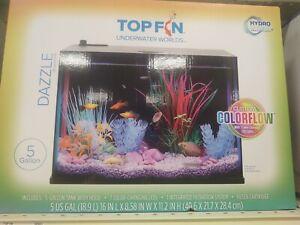 5 gallon aquarium tank