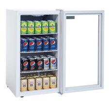 CF750 Gastronomie Display Kühlschrank 88L Tischmodell Minikühlschrank Kühlvitrin