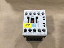Siemens 3RH1140-1AK60 Contactor #04YTK