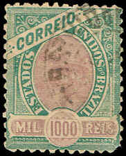 Scott # 122 - 1894 - ' Hermes Head '