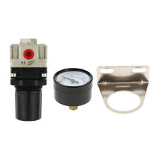 Air Regulator Oil Water Separator Filter Airbrush Compressor AR2000-02 Tools