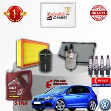 Filtres Kit D'Entretien Huile Bougies VW Golf VI 1.8 TFSI 118KW 160CV Du 2009->