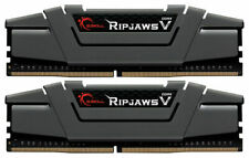 G.SKILL 32GB (2 x 16GB) Ripjaws V Series DDR4 PC4-25600 3200MHz for Intel Z17...