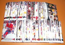 2011-12 Upper Deck Series 1 Complete 200 Card Base Set