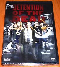 DETENTION OF THE DEAD / ESCUELA DE ZOMBIES English Español DVD R2 Precintada