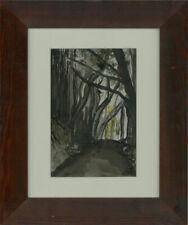 Mary Jane Jones - Framed Contemporary Mixed Media, Barton-le-Clay