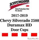 3M Paint Protection Film Pro Series 2017 2018 2019 Chevy Silverado 2500 Duramax
