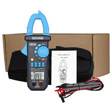 BSIDE ACM03 Plus 400A Auto Range AC & DC Current Digital Clamp Multimeter New