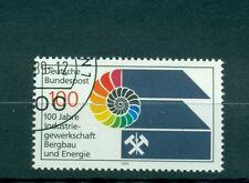 Allemagne -Germany 1989 - Michel n. 1436 - Syndicat ouvrier de l'industrie miniè