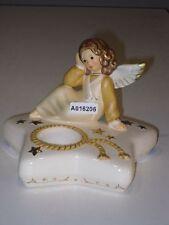 +# A016206 Goebel Archiv Muster Engel liegend auf Stern als Teelichthalter