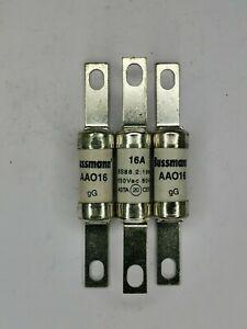 Bussman  AAO Series 16A 20A