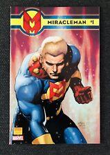 Miracleman #1 Leinil Francis Yu 1:75 Variant Marvel 2014 Alan Moore Marvel NM!