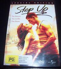 Step Up (Special Edition) (Australia Region 4) DVD – New