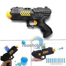 New 2 in1 Water Crystal Paintball Soft Bullet Gun Toy Pistol For Kids Child Gift