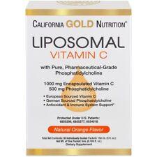California Gold Nutrition, Liposomal Vitamin C, with Phosphatidylcholine