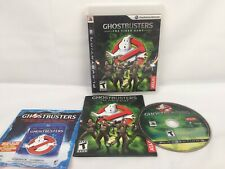 Ghostbusters: The Video Game (Sony PlayStation 3 2009) PS3 Complete W/Manual